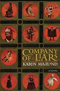 A Company of Liars by Karen Maitland