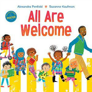 All Are Welcome by Alezandra Penfold and Suzanne Kaufman cover