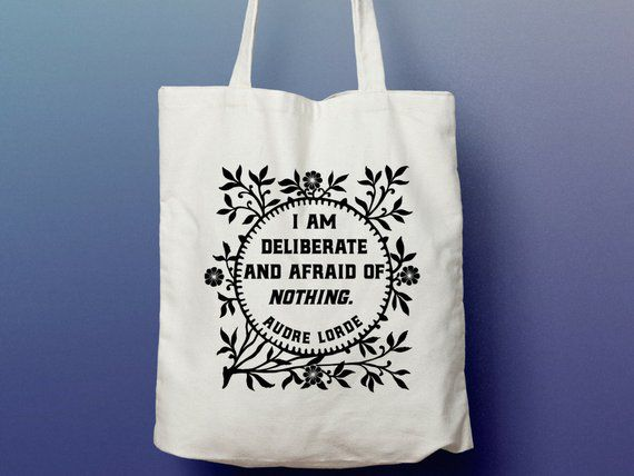 Audre Lorde Tote