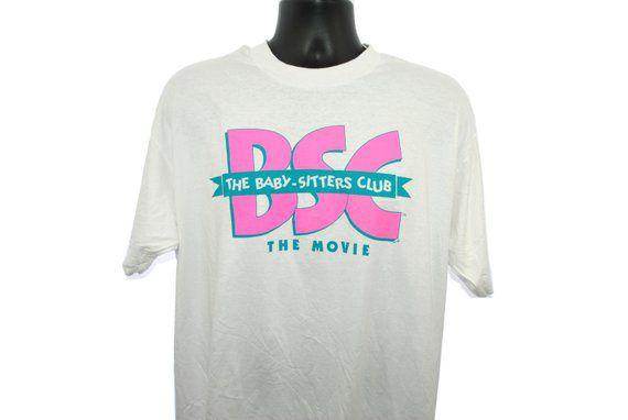 Baby Sitters Club Movie Tee