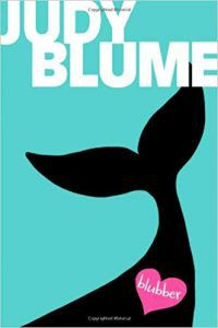 Blubber by Judy Blume cover