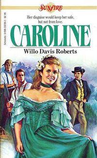 Cover of Caroline by Willo Davis Roberts