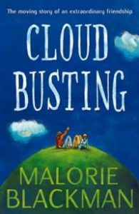 Cloud Busting by Malorie Blackman cover