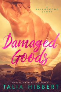 cover of Damaged Goods by Talia Hibbert