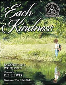 Each Kindness by Jacqueline Woodson cover