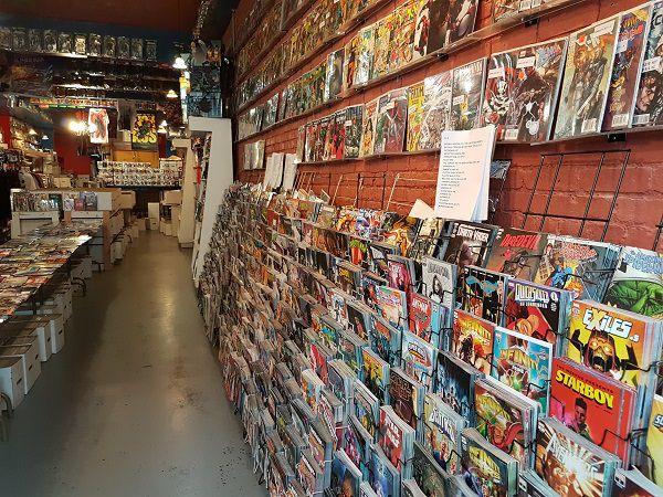 Fortress of Solitude comics