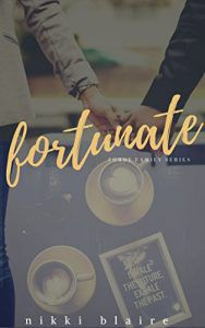 Fortunate by Nikki Blaire cover