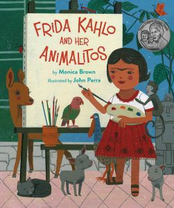 Frida Kahlo and her Animalitos cover