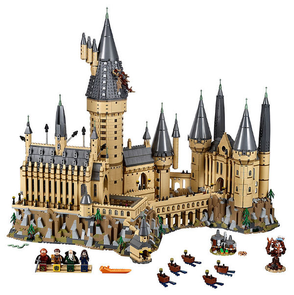 Harry Potter Hogwarts Castle Lego Set