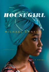 Housegirl by Michael Donkor cover