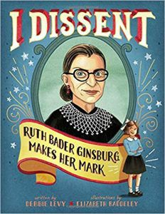 I Dissent cover