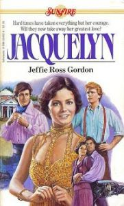 Cover of Jacquelyn by Jeffie Ross Gordon