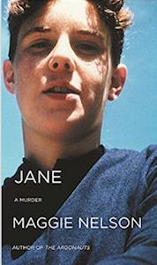 Jane A Murder book cover