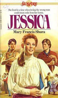 Cover of Jessica by Mary Francis Shura