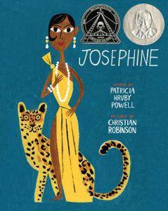 Josephine the dazzling life of Josephine Baker cover