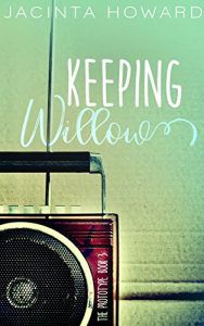 Keeping Willow by Jacinta Howard cover