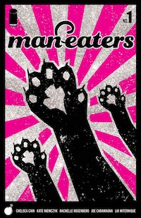 man eaters issue 1