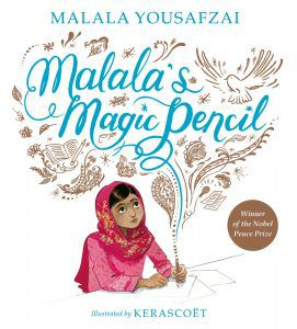 Malala's Magic Pencil cover