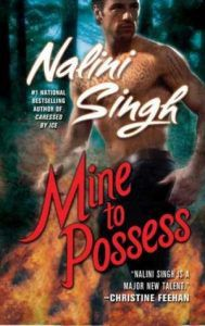 mine to possess by nalini singh cover