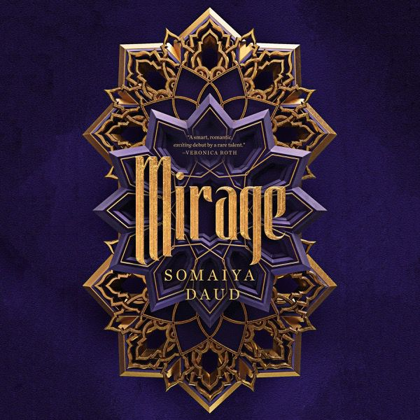 mirage audiobook cover