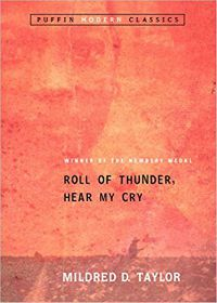 Roll of Thunder Hear My Cry Mildred D Taylor Cover