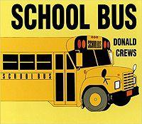 School Bus by Donald Crews