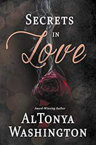 Secrets in Love by Altonya Washington cover