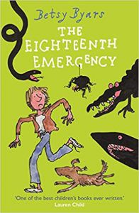 The 18th Emergency by Betsy Byars cover