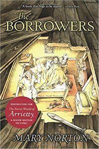The Borrowers Mary Norton Cover