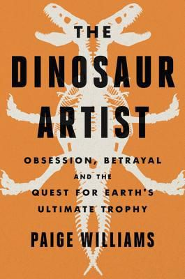 The Dinosaur Artist cover image