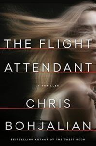 The Flight Attendant by Chris Bohjalian cover image