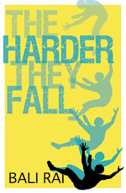 The Harder They Fall by Bali Rai cover