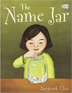 The Name Jar by Yangsook Choi cover