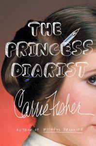 A princesa Diarist Carrie Fisher