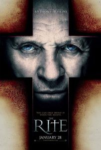 The Rite Horror Movies based on True Stories movie poster