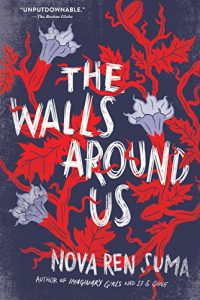 cover image of The Walls Around Us by Nova Ren Suma