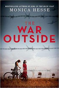 Cover of The War Outside by Monica Hesse
