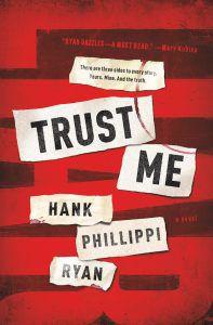 Trust Me book cover