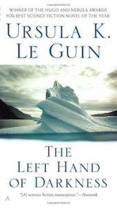 Ursula Le Guin Left Hand of Darkness | BookRiot | 15 Best Alien Books