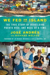 We Fed an Island by Jose Andres cover
