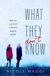 Cover of What They Don't Know by Nicole Maggi