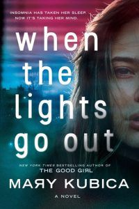 When the Lights Go Out by Mary Kubica cover