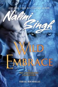 wild embrace by nalini singh cover