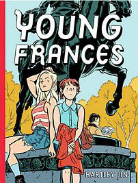Young Frances by Hartley Lin cover