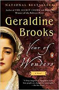 Years of Wonder- A Novel of the Plague by Geraldine Brooks
