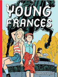 Cover of Young Frances by Hartley Lin