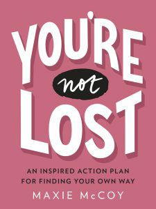 You're Not Lost Book Cover