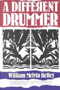 A Different Drummer by William Melvin Kelley book cover