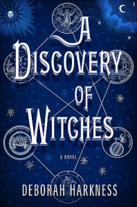 A Discovery of Witches cover by Deborah Harkness