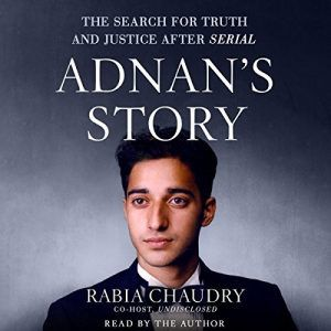 Adnan's Story Audiobook Cover